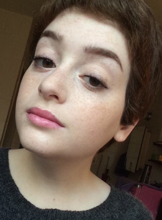 15 Minute Library Makeup
