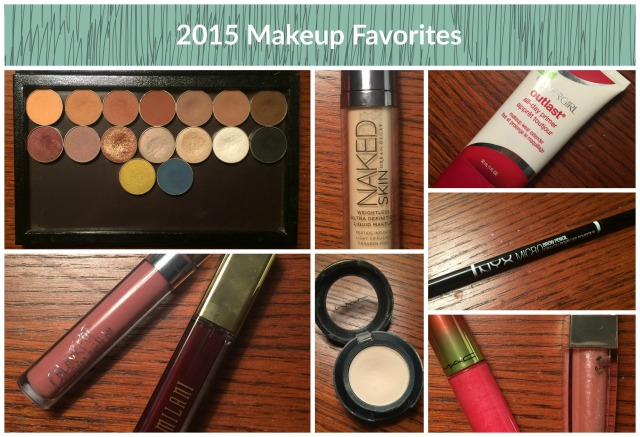 2015 Makeup Favorites