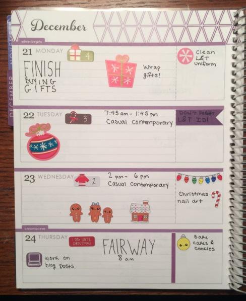 Erin Condren Life Planner 1