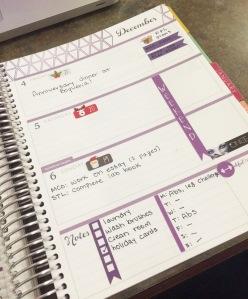 Erin Condren Life Planner Page 2