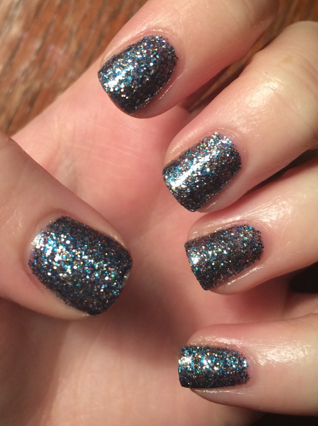 OPI Simmer and Shimmer