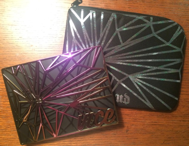 Urban Decay Vice Palette and Bag