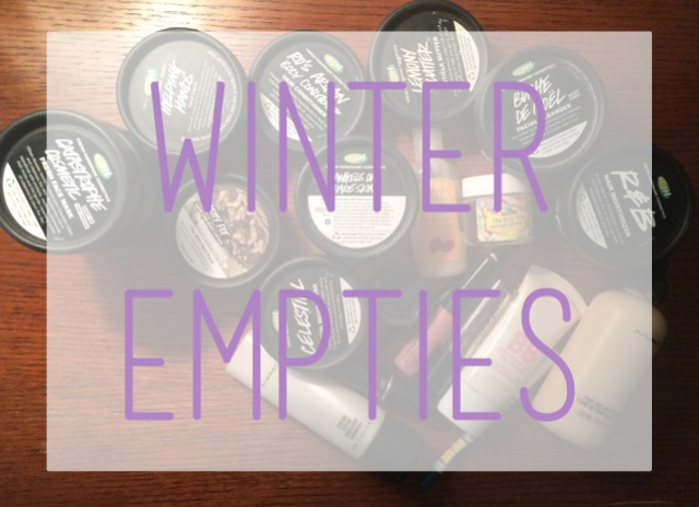 Winter Empties logo