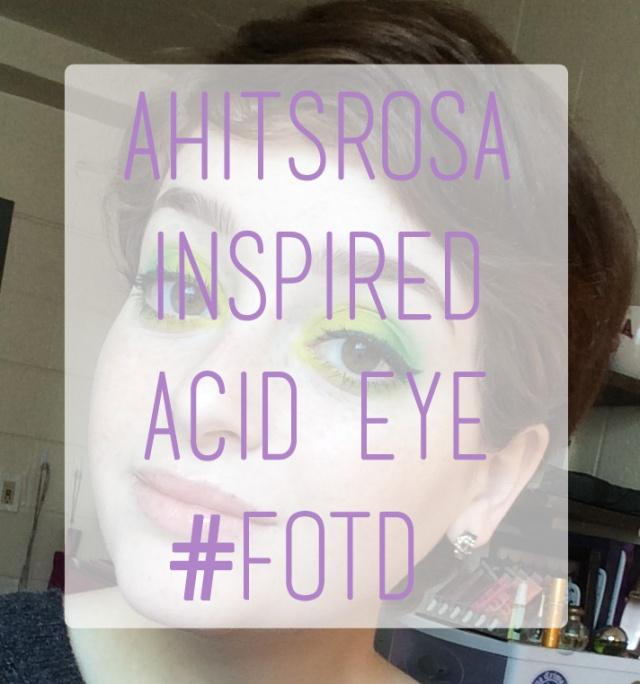 Ahitsrosa Inspired Acid Eye logo