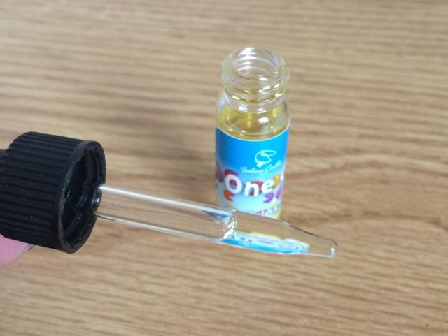 FCS One C Cuticle Oil