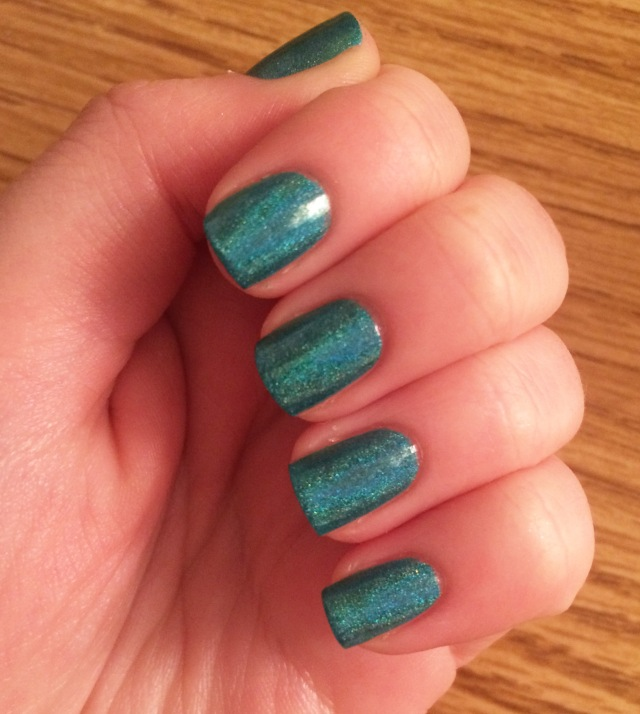 Glisten and Glow nail polish