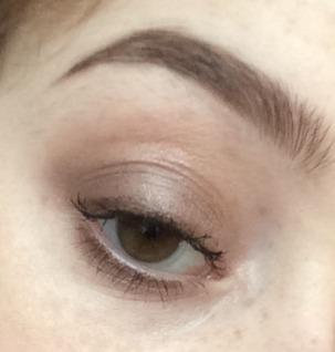 Negasonic Teenage Warhead Inspired Makeup closeup
