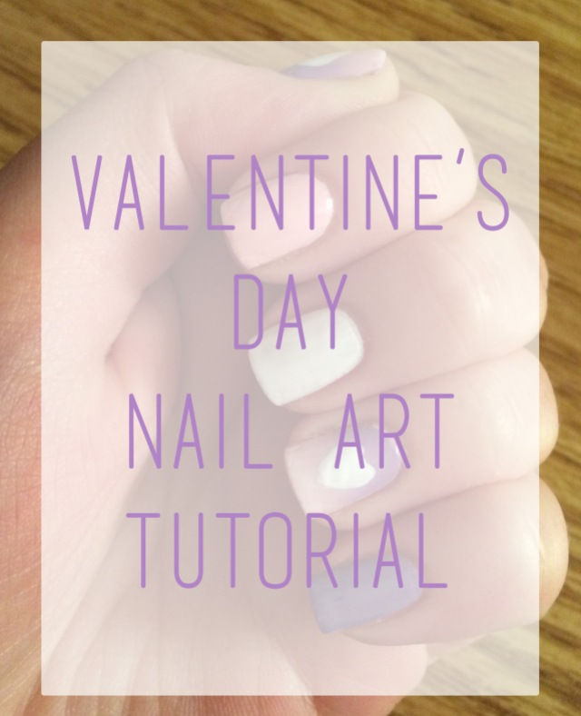 Valentine's Day Nail Art logo