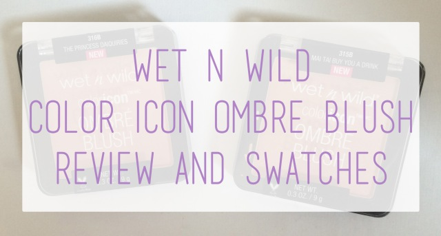 Wet n Wild Color Icon Ombre Blush icon