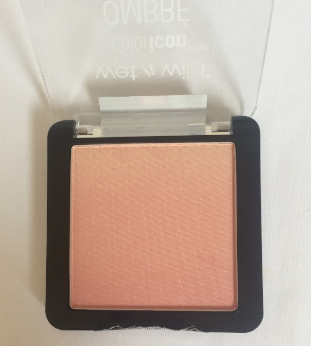 Wet n Wild Color Icon Ombre Blush The Princess Daiquiries